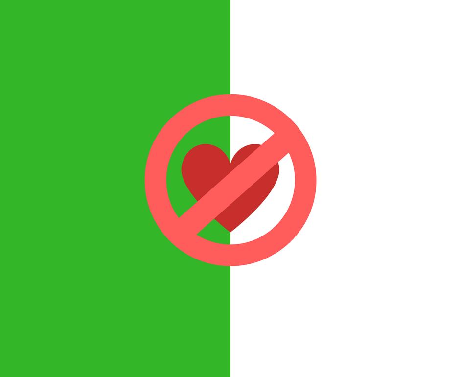 Frustration sexuelle Algerie