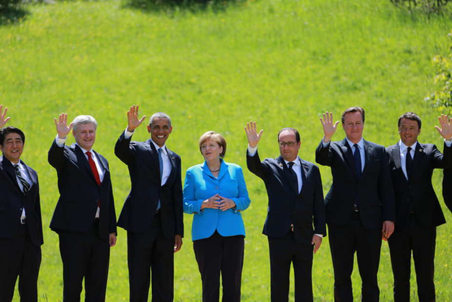 G7 Chefs d'Etat 2016