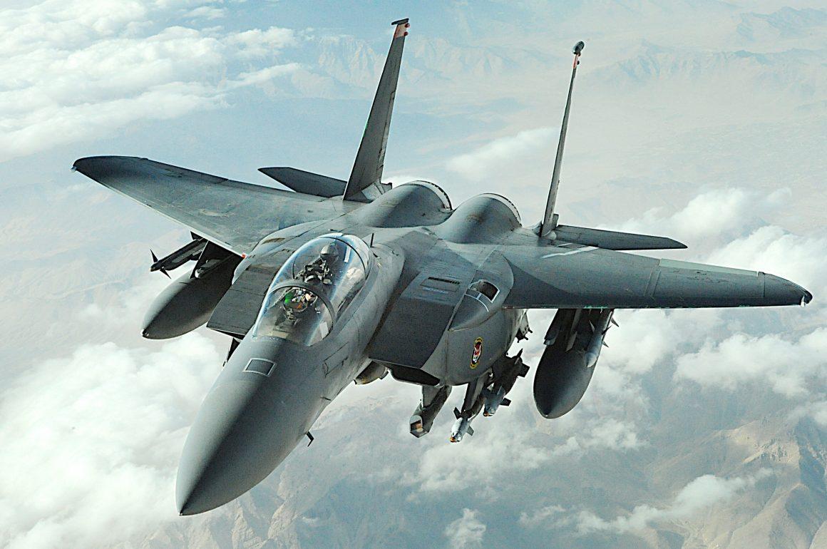 des Boeing F-15 vendus au Qatar d'une valeur de 12 milliards