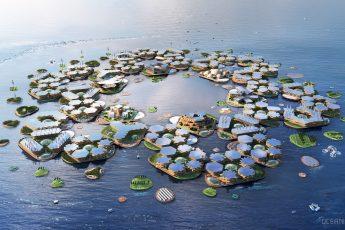 Villes flottantes