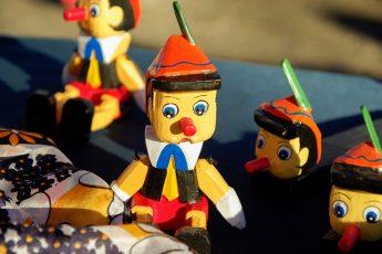 La science Pinocchio et le mentir au quotidien
